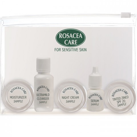 """SAMPLE KIT 5 """"Perfect Starter"""" + FREE Cool Relief Mask Sample"""